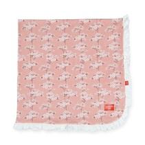 Cherry Blossom Model Swaddle Blanket
