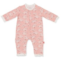 Cherry Blossom Modal Magnetic Coverall