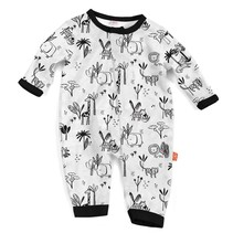 Animal Safari Modal Magnetic Coverall