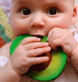 Oli & Carol Arnold the Avocado Rubber Teether