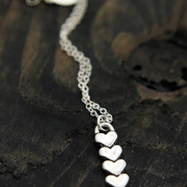 "Hearts Forever 18"" Necklace"