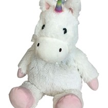 Warmies Unicorn (White)