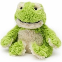 Warmies Junior Frog