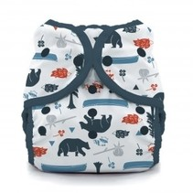 Thirsties Duo Wrap (Snap Closure) Adventure Trail Two