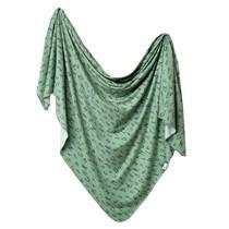 Copper Pearl Swaddle Blanket- Poe