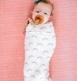 Copper Pearl Swaddle Blanket- Daydream
