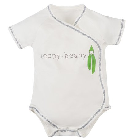 Under the Nile Teeny Beany Side Snap Bodysuit