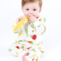 Muslin Side Snap Kimono