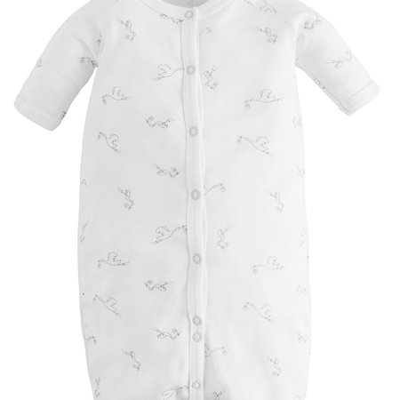 Under the Nile Stork Convertible Romper