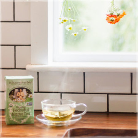 Earth Mama Organics Organic Peaceful Mama Tea by Earth Mama Organics