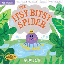 INDESTRUCTIBLES- Itsy Bitsy Spider