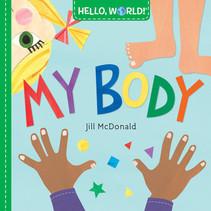 Hello, World! My Body Board Book