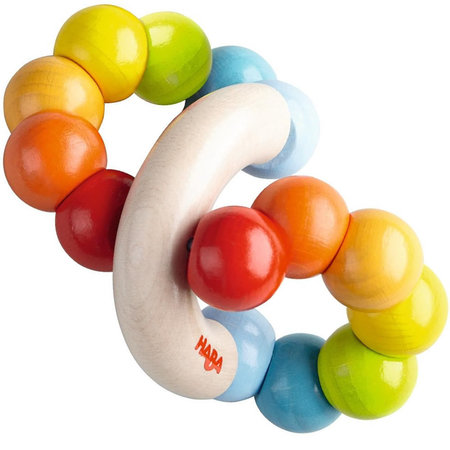 Haba Clutching Toy: Color Whorl