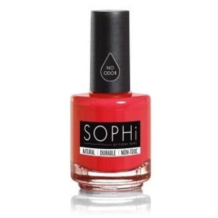 SOPHi SOPHi Natural Nail Polish Red Bottom Stilettos