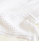Sugar + Maple Honeycomb Blanket