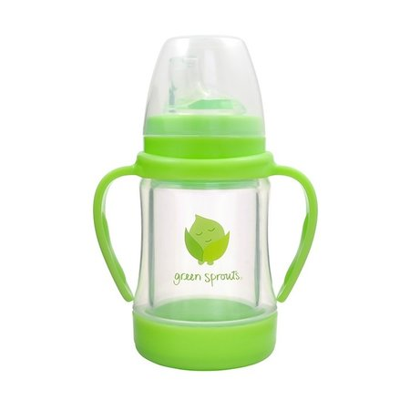iplay Green Sprouts Sip & Straw Cup (6mos+) by i play