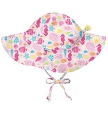 I play Pink Sealife Brim Sun Protection Hat by i play