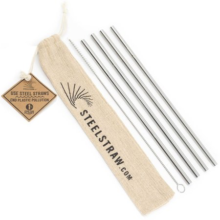 Steel Straw Straw Cleaning Brush