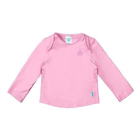 iplay Light Pink Easy-On Rashguard Shirt by i play