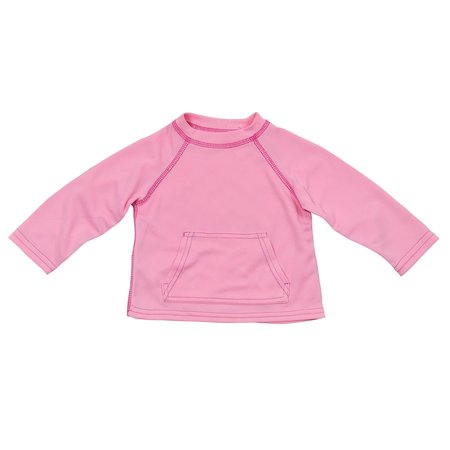 iplay Light Pink Breathable Sun Protection Shirt by i play