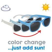 Junior (4yr+) Shades Polarized Color Changing Sunglasses