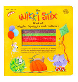 Wikki Stix Wikki Sticks Book of Wiggles, Squiggles, & Curlicues
