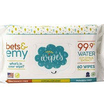 Bets & Emy Wipes- 60ct.