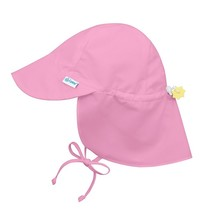 Light Pink Flap Sun Protection Hat