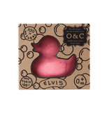 Oli & Carol Small Duck Rubber Teether by Oli & Carol