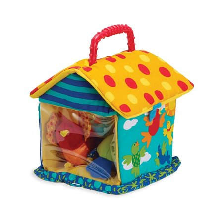 The Manhattan Toy Co Put and Peek Birdhouse by Manhattan Toy Co.