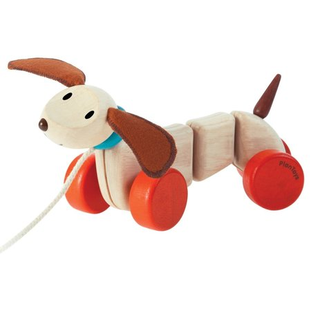 Plan Toys Happy Puppy by Plan Toys