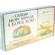 Guess How Much I Love You Baby Milestone Moments Gift Set