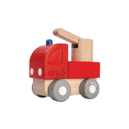Plan Toys Mini Fire Engine by Plan Toys