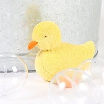 Velour Duck Toy