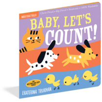 INDESTRUCTIBLES- Baby, Let's Count!