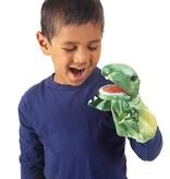 Folkmanis Little Tyrannosaurus Rex Puppet by Folkmanis
