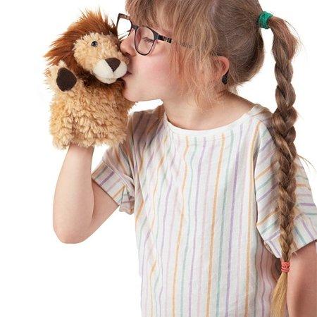 Folkmanis Little Lion Puppet by Folkmanis