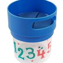 Munchie Mug 12oz Blue