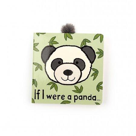 Jellycat Inc If I were a Panda Book by Jellycat Inc.