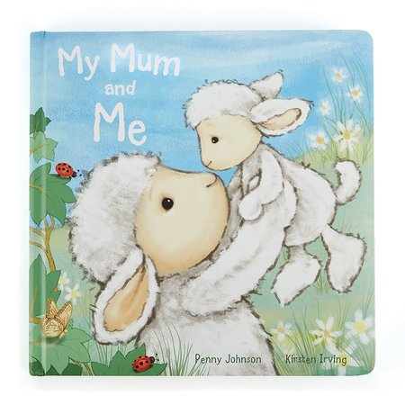 Jellycat Inc My Mom and Me Book by Jellycat Inc.