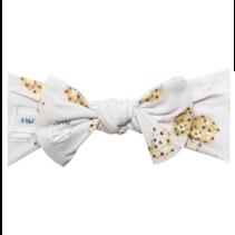Knit Headband Bow- Chip