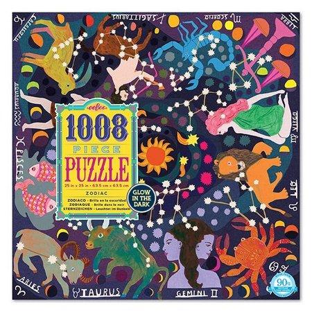 eeBoo Zodiac 1000pc Puzzle