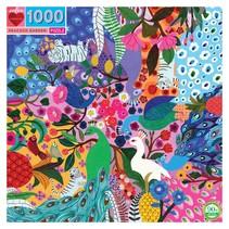 Peacock Garden 1000pc Puzzle