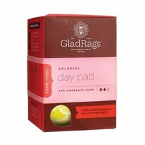 GladRags Day Menstrual Pad (3 pack)