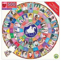 Votes for Women 500pc Round Puzzle