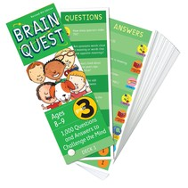 Brain Quest: Grade 3 (Ages 8-9)