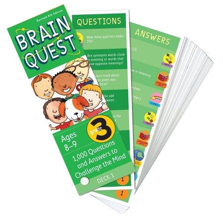 Brain Quest Brain Quest: Grade 3 (Ages 8-9)