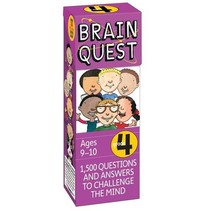 Brain Quest: Grade 4 (Ages 9-10)