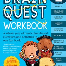 Brain Quest Workbook: First Grade