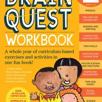 Brain Quest Workbook: Second Grade